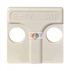 Розетка TV/R/SAT проходная Simon (слоновая кость) 75467-69 - 27097-31