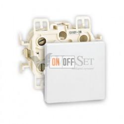 Выключатель одноклавишный  10 А 250 В~ Simon 73 Loft, белый 73101-39  - 73010-60