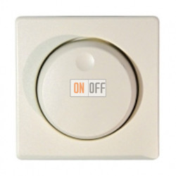 Светорегулятор для ФЛУОРЕСЦЕНТНЫХ ламп (выключатель/переключатель) с максимальной нагрузкой Simon 82 (слоновая кость) 75317-39 - 82054-31