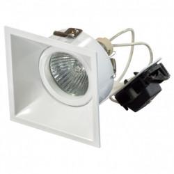 Встраиваемый светильник Lightstar Domino Quadro 214506