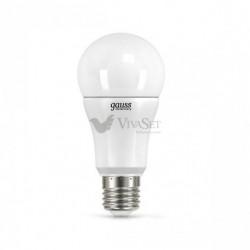 Лампа Gauss LED Elementary A60 20W E27 6500K 1/10/40 23239