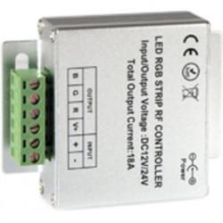 Контроллер RGB ленты с сенсорным пультом ДУ Gauss PC201013144
