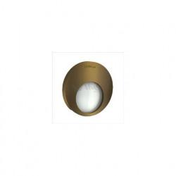 Светильник Zamel Ledix Muna Золото/Холодный белый в монт.коробку, 230V AC 02-221-41