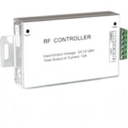 Контроллер для светодиодной ленты RGB 144W 12А с пультом ДУ Gauss PC201111025