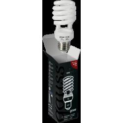 Лампа КЛЛ Премиум Gauss T2 Spiral (Полуспираль) 220-240V 20W 4200K E27 172220