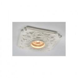 Встраиваемый светильник Arte Lamp Muster A5279PL-1WH