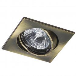 Встраиваемый светильник Lightstar Lega16 011941