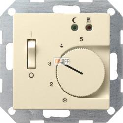 Терморегулятор для теплого пола (оригинальный), цвет Бежевый, Gira