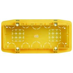 BT Коробка монтажная для сплошных стен под суппорт 7 мод  (Axolute - 6 мод)