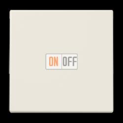 Диммер нажимной (кнопочный) 400Вт для л/н и эл.трансф., цвет Бежевый, LS990, Jung