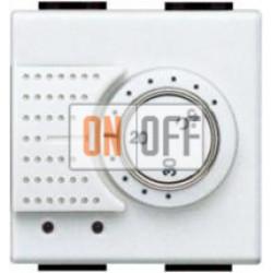 Терморегулятор для теплого пола, цвет Белый, LivingLight, Bticino