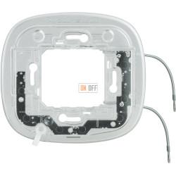 BT Axolute Суппорт с подсветкой 230 Вт 2,5мА 0,3Вт для эллипс. рамки 2 мод