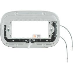 BT Axolute Суппорт с подсветкой 230 Вт 2,5мА 0,3Вт для эллипс. рамки 4 мод