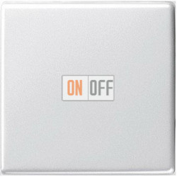 Выключатель 1-клавишный, перекрестный (с трех мест), цвет Белый, Gira