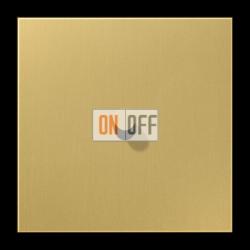 Выключатель 1-кл кноп. НО (тумблер-конус), цвет Classic, LS1912