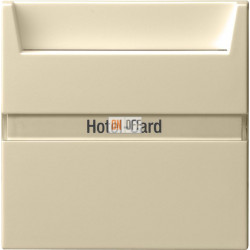 Выключатель карточный для гостиниц, цвет Бежевый, Gira