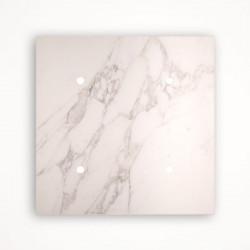 4 - клавишный выключатель Tense KNX INTSCM4 Stone Calacatta Marble