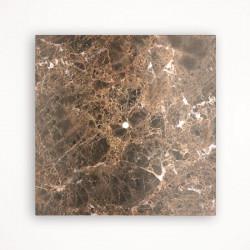 1 - клавишный выключатель Tense KNX INTSEMM1 Stone Emperador Marron Marble