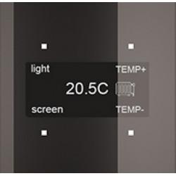 "Сенсорная панель Room-E ""Glass Black"""