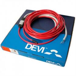 Нагревательный кабель Devi двужильный для труб Deviflex DTIV-9 124 / 135 Вт 15 м