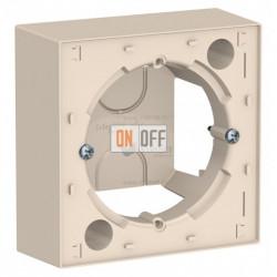 Коробка накладного монтажа Schneider Electric Atlasdesign, бежевый