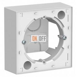 Коробка накладного монтажа Schneider Electric Atlasdesign, белый