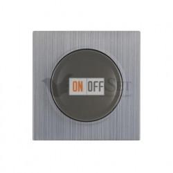 Светорегулятор поворотный Werkel до 600 Вт, глянцевый никель