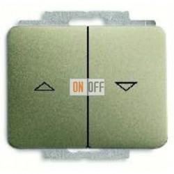 Выключатель управления жалюзи, 10 А / 250 В~, с фиксацией 1012-0-2197 - 1751-0-2831