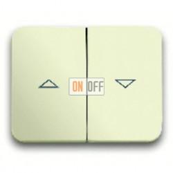 Выключатель управления жалюзи, 10 А / 250 В~, без фиксации 1413-0-1103 - 1751-0-2581