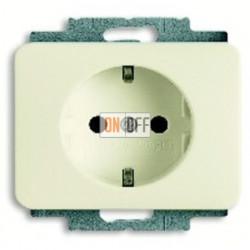 Розетка с заземляющими контактами 16 А / 250 В~ с защитой от детей и пиктограммой 2013-0-5240