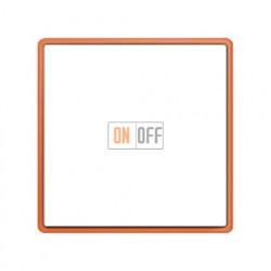 Декоративная вставка Basic 55, цвет оранжевый 1726-0-0225