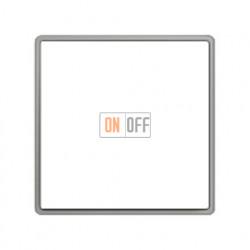 Декоративная вставка Basic 55, цвет серебристый металлик 1726-0-0223