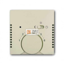 Терморегулятор ABB Basic 55, слоновая кость 1032-0-0498 - 1710-0-3869