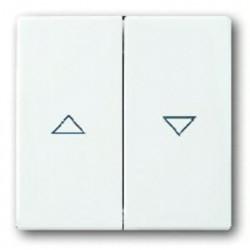 Выключатель управления жалюзи, 10 А / 250 В~, с фиксацией 1012-0-2197 - 1751-0-3088