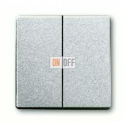 Выключатель двухклавишный, 10 А / 250 В~ 1012-0-2108 - 1751-0-3092
