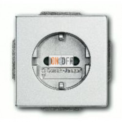 Розетка с заземляющими контактами 16 А / 250 В~ 2011-0-6213