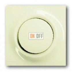 Выключатель одноклавишный с подсветкой, перекрестный (вкл/выкл с 3-х мест) 10 А / 250 В~ 1012-0-1630 - 1753-0-9976