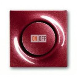 Выключатель одноклавишный с подсветкой, перекрестный (вкл/выкл с 3-х мест) 10 А / 250 В~ 1012-0-1630 - 1753-0-0120