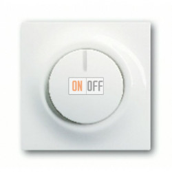 Светорегулятор поворотный 200-1000 Вт. для ламп накаливания и низковольтн.галог. с индутивным трансформатором 6520-0-0227 - 6599-0-2084