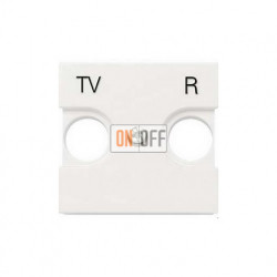 Розетка TV-R без фильтра ZENIT (Белый) 8150 - N2250.8 BL