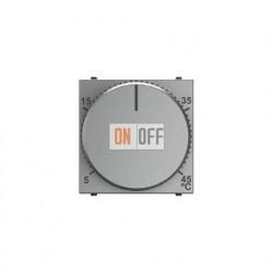 Терморегулятор для теплого пола Zenit (серебристый) N2240.3 PL
