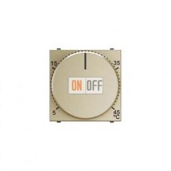 Терморегулятор для теплого пола Zenit (шампань) N2240.3 CV