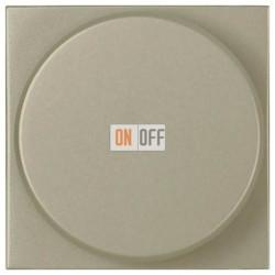 Светорегулятор с поворотной кнопкой 60-500Вт ZENIT (шампань) N2260.2 CV