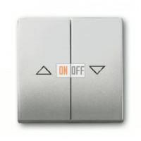 Выключатель управления жалюзи, 10 А / 250 В~, с фиксацией 1012-0-2197 - 1751-0-2964