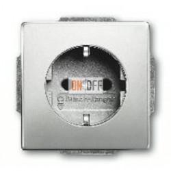 Розетка с заземляющими контактами 16 А / 250 В~ 2011-0-6212
