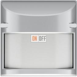 Датчик движения для ламп накалив. и галоген 60 - 420 Вт/ВА ABB Sky, нержавеющая сталь 6800-0-2219 - 8541.1 AI
