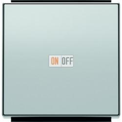 Выключатель одноклавишный из 3-х мест (перекрестный) ABB Sky, 10 А, серебряный 8110 - 8501 PL