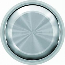 Выключатель одноклавишный из 3-х мест (перекрестный) ABB Skymoon, 10 А, хром 8110 - 8601 CR