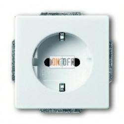 Розетка с заземляющими контактами 16 А / 250 В~ 2011-0-6207