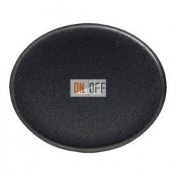 Светорегулятор (диммер) клавишный 40-450 Вт TACTO антрацит 8160.1 - 5560.1 AN